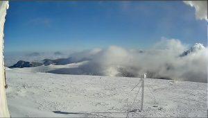 Уеб камера от връх Ботев - най-високият в Стара планина - 2374м