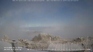 Уеб камера от Черни връх - Витоша 2290 м.н.в.