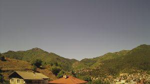 Уеб камера от Девин - панорама от метео станция на 771 м.н.в.