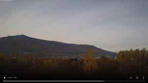 Уеб камера от София - от метеорологична станция в кв. Хладилника.