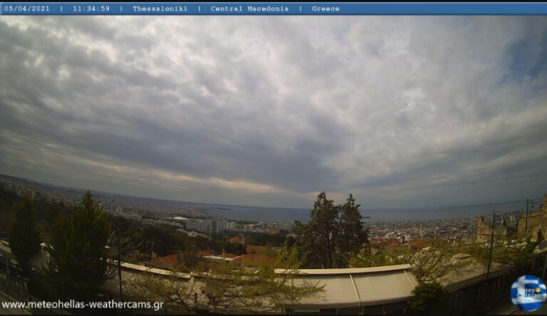 Уеб камера от Солун