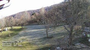 Уеб камера от Беласица - хижа Беласица 720 м.н.в