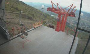 Уеб камери от лифт Сопот - горна станция на 1350 м.н.в.