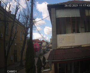 Уеб камера от Долни Дъбник на 15 км западно от Плевен.