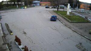 Уеб камера от с. Козловец, Свищов