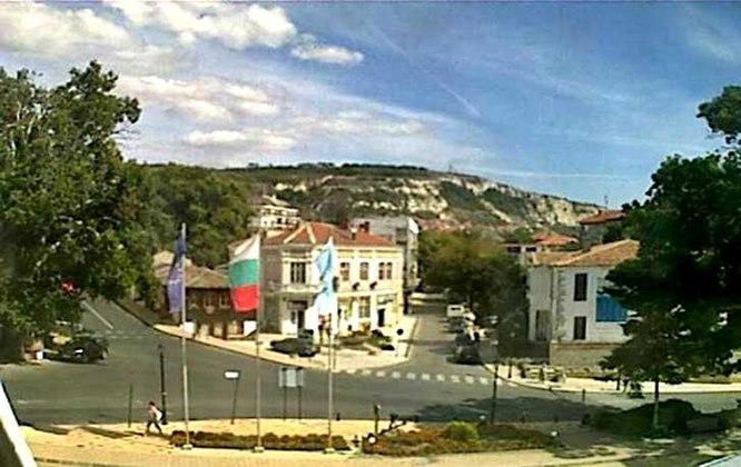 Уеб камера от общината в Балчик