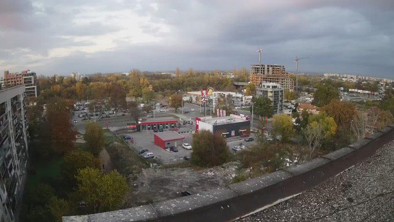 Уеб камера от Пловдив - бул. '6-ти септември'.