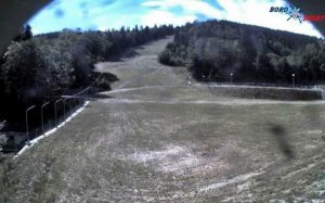 Уеб камера от Боровец - ски писта Попангелов