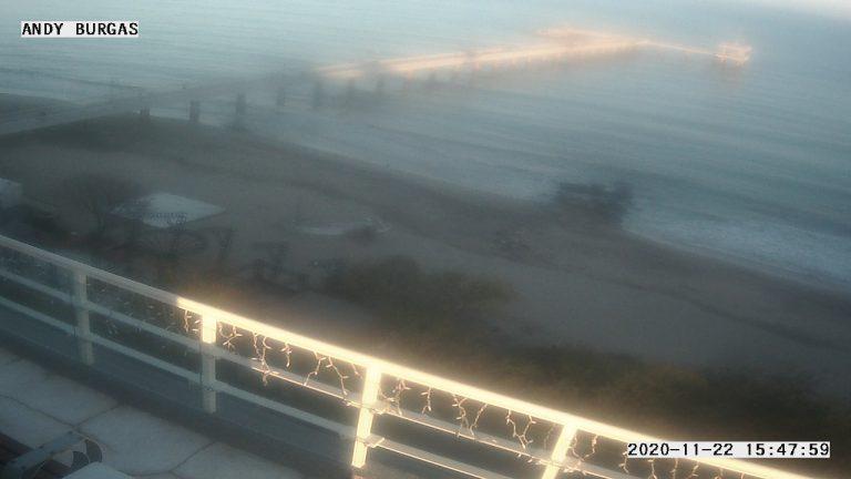 Уеб камера от гр. Бургас - Морско Казино