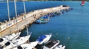 Уеб камера от пристанище Китен