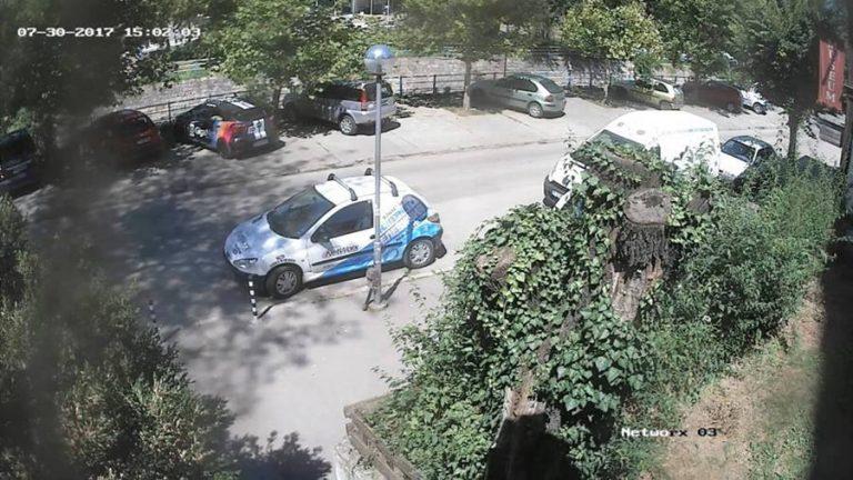 Уеб камера от Русе - музей на градския бит до кея на река Дунав.