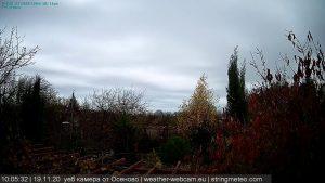 Уеб камера от Варна - в.з. Осеново - поглед на изток