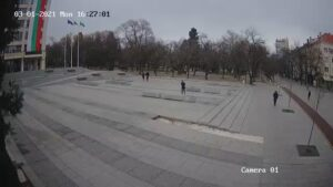 Уеб камера от Стара Загора - Централен площад.