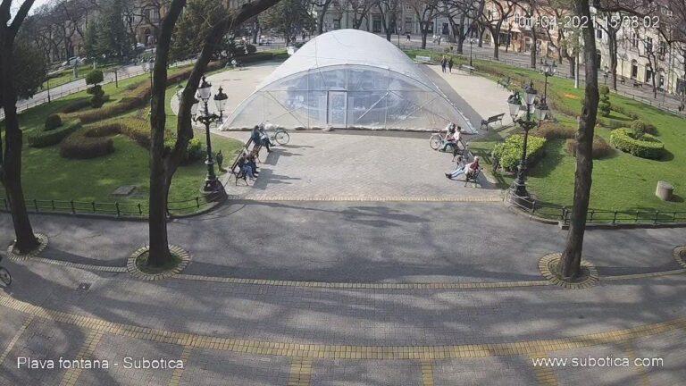 уеб камера от Суботица