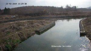 Уеб камера от рибарското селище Ченгене скеле, Бургас