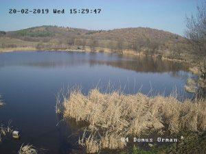 Уеб камера от язовир Домус Орман - област Бургас