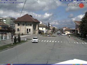 Уеб камера от Бъйлещ, Долж, Олтения, югоизападна Румъния