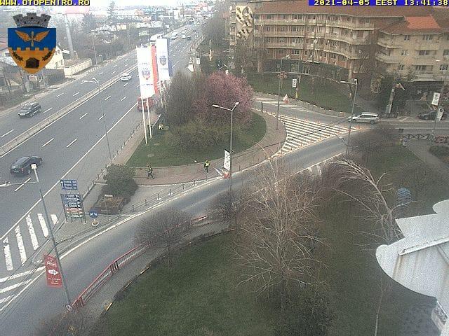 Уеб камера от Букурещ, столица на Румъния - 70км северно от Русе