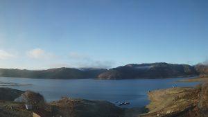 Уеб камера от Главатарци с панорамна гледка към язовир Кърджали.