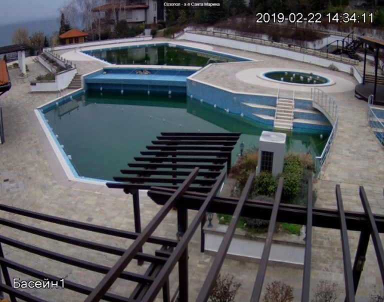 Уеб камери от Созопол, на живо от х-л Санта Марина.