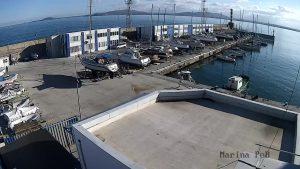 Уеб камера от пристанище Бургас