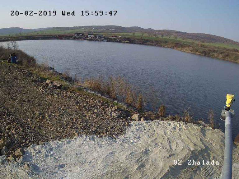Уеб камера от язовир Жълада - област Бургас.