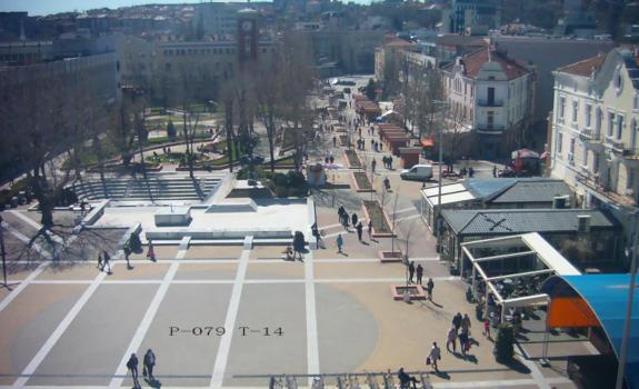 Уеб камери от центъра на Хасково