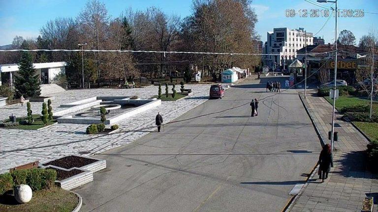Уеб камера от Павел Баня - централен площад