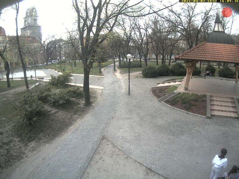 Уеб камера от Сента - Сърбия