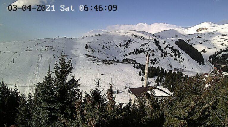 Уеб камери от Маврово - ски курорт в Македония, част от национален парк Маврово на 1700 м.н.в.
