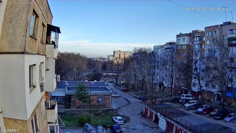 Уеб камера от Козлодуй - на живо от квартал 2.