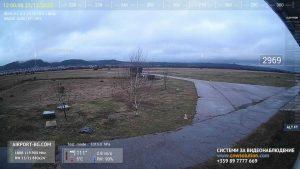 Уеб камера от Белчински бани - летище Белчин на 900 м.н.в.