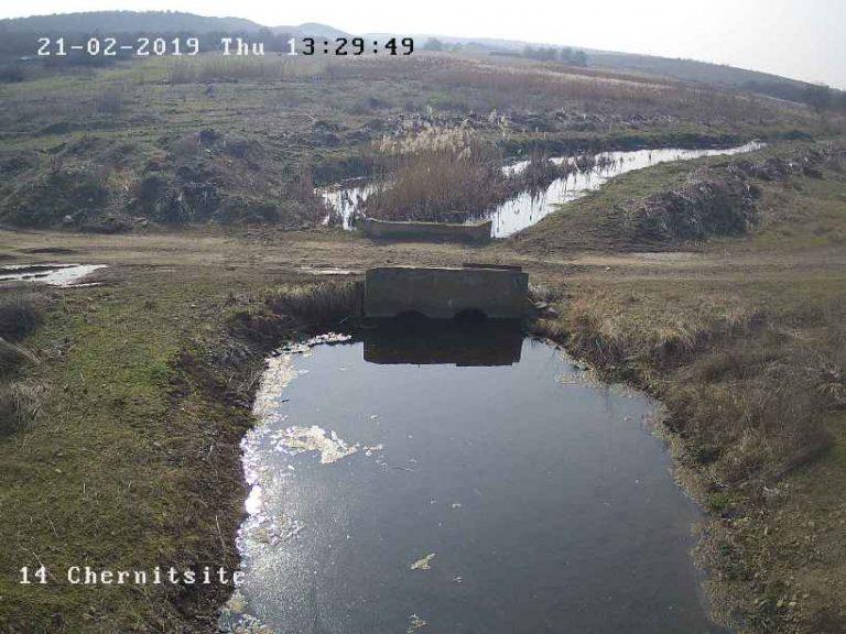 Уеб камера от Бургас - вилна зона Черниците