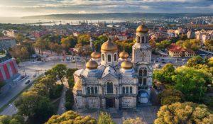 Уеб камери от Варна