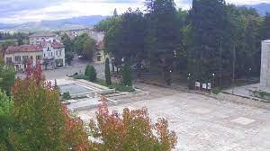 Уеб камера от Берковица - централен площад при главната улица