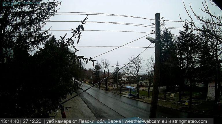 Уеб камера от с. Левски - 5 км източно от Суворово.