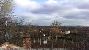 Уеб камера от с. Еленово, община Нова Загора, област Сливен на 178 м.н.в.