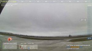 Уеб камера от летище Ихтиман - намиращо се до с. Черньово на 5км югозападно от Ихтиман и на 650 м.н.в.