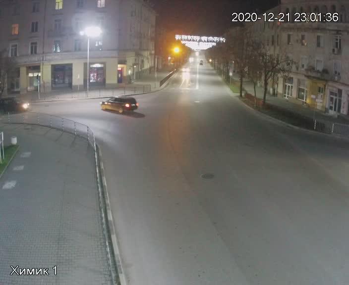 Уеб камери от Димитровград - трафик