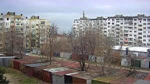 """Уеб камера от Сливен - ж.к. """"Сините камъни""""."""