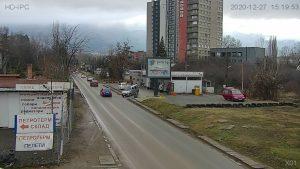 Уеб камера от София - на границата м/у Дървеница и Малинова Долина до Технически университет