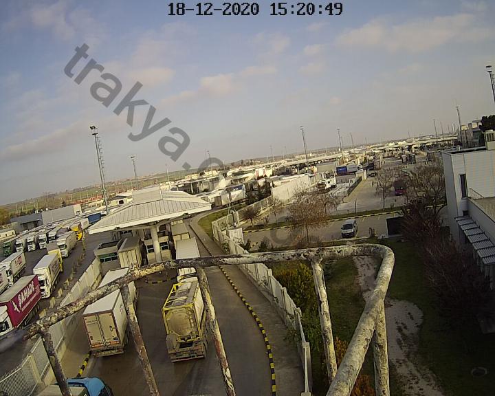 Уеб камера от ГКПП Капитан Андреево - Капъкуле, Свиленград