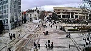Уеб камера от Видин - центъра на града