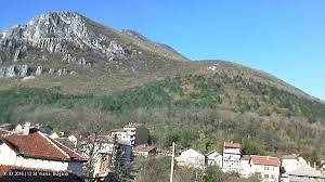 Уеб камера от Враца - панорама към Врачански балкан 2