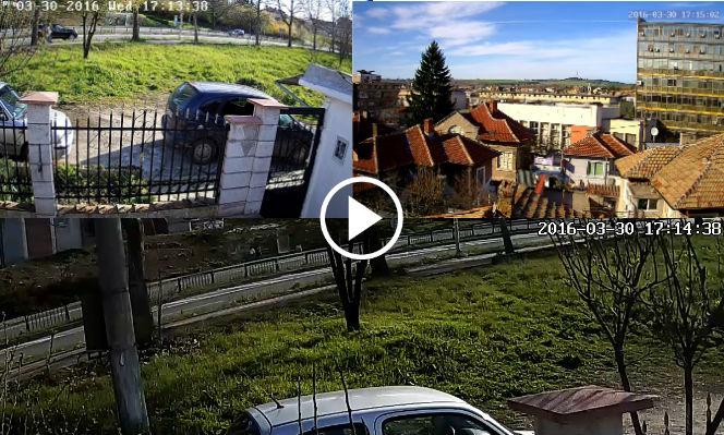 Уеб камери от Разград.