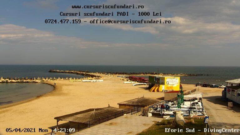 Уеб камера от Ефорие Суд - черноморски курорт