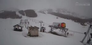 """Уеб камера от ски център """"Савин Кук"""", планина Дурмитор, Черна Гора"""