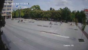 Уеб камери от Стара Загора - Централен площад.