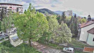 Уеб камера от Кюстендил от метеорологична станция
