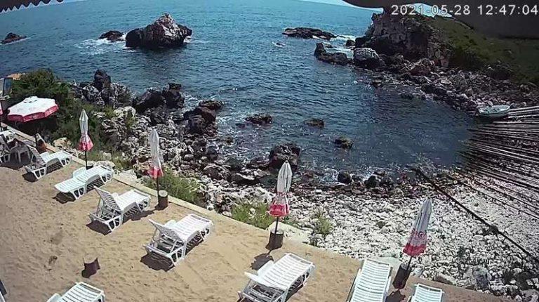 Уеб камера Тюленово - един от най-северните черноморски курорти